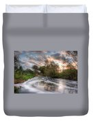 Gush Forth 2.0 Duvet Cover