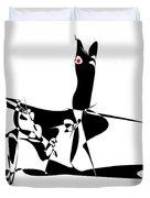 Horse 94 - Marucii Duvet Cover