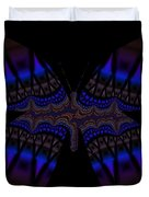 Gypsy Butterfly Duvet Cover