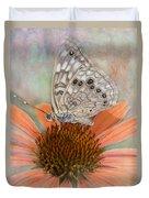 Hackberry Emplorer Butterfly Duvet Cover