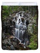 Hadlock Falls Acadia Duvet Cover