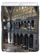 Hagia Sophia Interiour I Duvet Cover