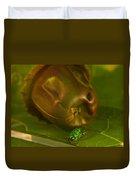 Halicid Bee 4 Duvet Cover