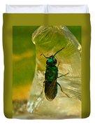 Halicid Wasp 3 Duvet Cover