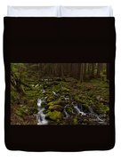Hall Of The Mosses Duvet Cover