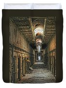 Hallway Eastern State Penitentiary  Duvet Cover