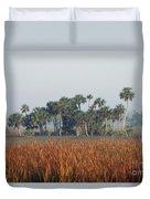 Hammock, Everglades National Park Duvet Cover