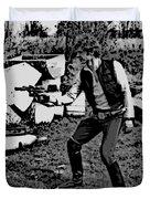 Han Solo Duvet Cover