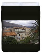 Hanging Out To Dry In Dubrovnik 1 Duvet Cover