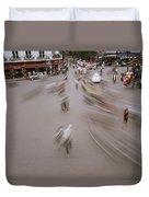 Hanoi Motion Duvet Cover