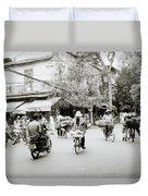 Hanoi Duvet Cover