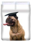 Happy Graduation Duvet Cover