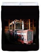 Happy Harvestor Tractor Duvet Cover