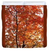 Happy Tree Duvet Cover