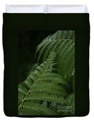 Hapuu Pulu Hawaiian Tree Fern - Cibotium Splendens Duvet Cover
