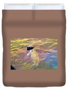 Harbor Seal Duvet Cover