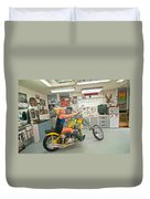 Harley Country Duvet Cover