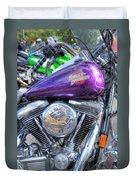 Harley Davidson 3 Duvet Cover