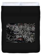 Harley Davidson Style Duvet Cover