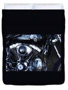 Harley Engine Duvet Cover