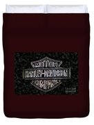 Harley Sign Duvet Cover