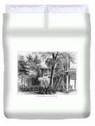 Hartford: Armsear Mansion Duvet Cover