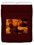Harvest Reflections Duvet Cover