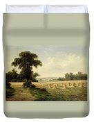Harvesting Duvet Cover by Walter Williams