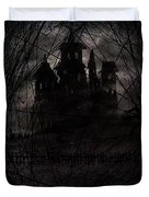Haunted Duvet Cover