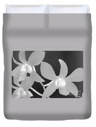 Hawaiian Floral Detail Duvet Cover