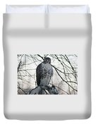 Hawk 9 Duvet Cover