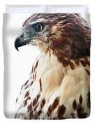 Hawk Majesty Duvet Cover