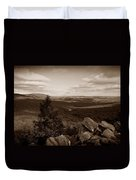 Hawk Mountain Sanctuary S Duvet Cover