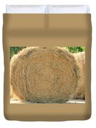 Hay Ball Duvet Cover
