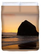 Haystack Reflections Duvet Cover