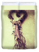 Heart Of Roots  Duvet Cover