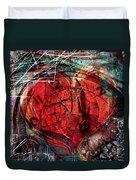 Heartbreak Hotel Duvet Cover