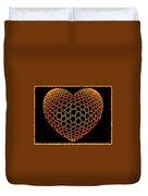Heartline 9 Duvet Cover