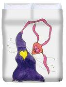 Heart's Delight Duvet Cover