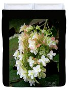 Heavenly Hydrangea Duvet Cover
