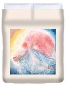 Heavenly Love Duvet Cover