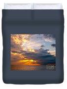 Heavenly Sunset Duvet Cover