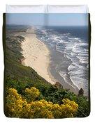 Heceta Beach View Duvet Cover