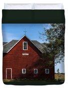 Heflin Barn Headon Duvet Cover