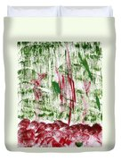 Hell's Forest Duvet Cover