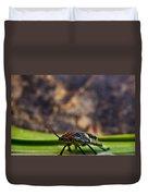 Hemiptera Nymph Walikng 1 Duvet Cover