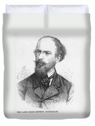 Henri Mouhot (1826-1861) Duvet Cover