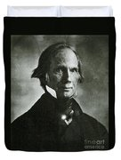 Henry Clay Sr., American Politician Duvet Cover