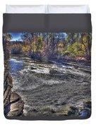 Henry Ford Estate Waterway Dearborn Mi Duvet Cover