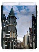 Herengracht 395. Amsterdam Duvet Cover